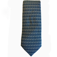 Emory Eagles Vineyard Vines Silk Tie