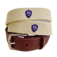 Peter Millar Canvas Belt