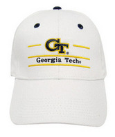 Georgia Tech The Game Adjustable Twill Cap