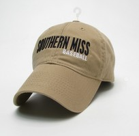 Southern Mississippi Eagles Legacy Adjustable Hat
