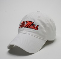 Ole Miss Legacy Adjustable Hat