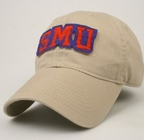 SMU Mustangs Legacy Adjustable Washed Twill Cap