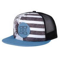 Hurley Art Time Trucker Hat