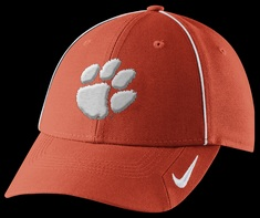 Nike  Clemson Coaches Legacy 91 Adjustable Cap