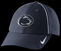 Nike  Penn State  Coaches Legacy 91 Adjustable Cap