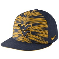 Nike WVU Players Game Day True Snapback Hat