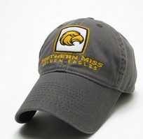 Southern Mississippi Eagles Legacy Fitted Twill Hat