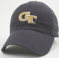 Georgia Tech Legacy Adjustable Womens Hat