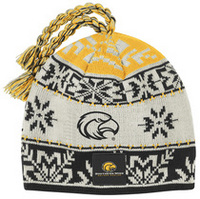 adidas Knit Hat with Tassels