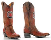 University of South Carolina Game Day Ladies Cowboy Boot