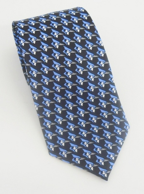 Global Neckwear Silk Hopkins Tie