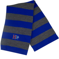 LogoFit Rugby Knit Scarf