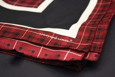 UChicago Uncommon Collection Tartan Silk Scarf