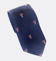 Texas Tech Red Raiders Global Neckwear Striped Silk Tie
