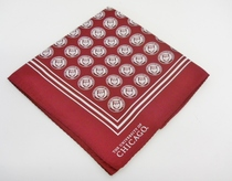 University of Chicago Global Neckwear Silk Scarf