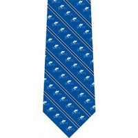 50th Anniversary Silk Small Stripe Tie