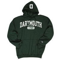 Champion Dartmouth Big Green Hoodie