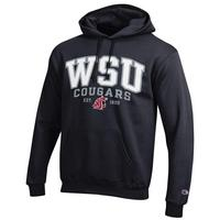 Washington State Cougars Champion Hoodie