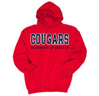 Houston Cougars Champion Hoodie