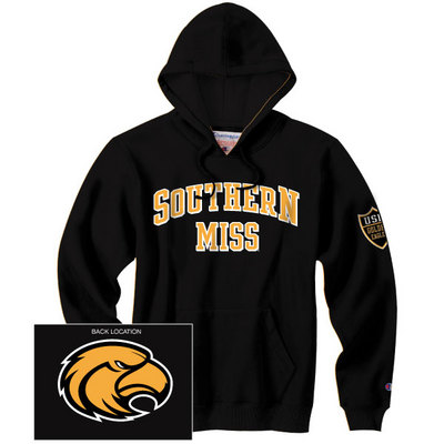 Southern Mississippi Eagles Champion Hoodie