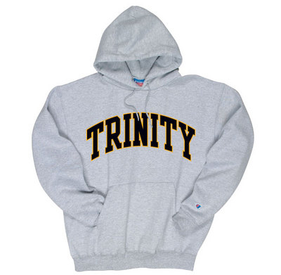Trinity College Bookstore - Champion Hooded Sweatshirt