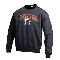 University of Maryland Champion Crew Sweatshirt