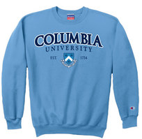 Columbia University Champion Crew Sweatshirt