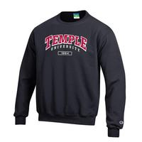 Temple Champion Crew Sweatshirt