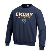 Emory Eagles Champion Crew Sweatshirt