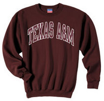 Texas A&M Aggies Champion Crew Sweatshirt