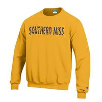 Southern Mississippi Eagles Champion Crew Sweatshirt