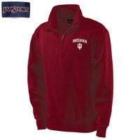 Indiana Hoosiers JanSport 14 Zip Pullover
