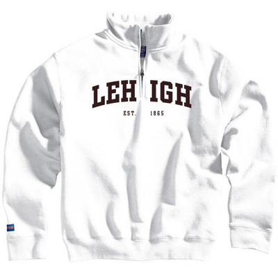 Lehigh JanSport 14 Zip Pullover