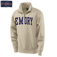 Emory Eagles JanSport Quarter Zip Pullover