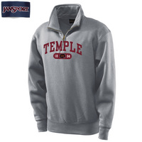 Temple Jansport Quarter Zip Pullover