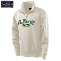 William and Mary Jansport Quarter Zip Pullover