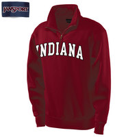 Indiana Hoosiers Jansport Quarter Zip Pullover