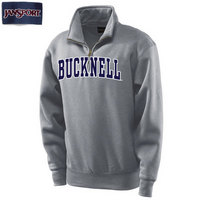 Bucknell Jansport Quarter Zip Pullover