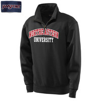 Northeastern Huskies Jansport 1/4 Zip Pullover