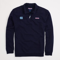 Navy Embroidery Shirt