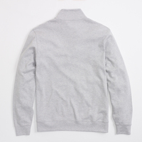 Gray Embroidery Jersey
