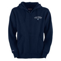 Columbia University JanSport Full Zip Pullover