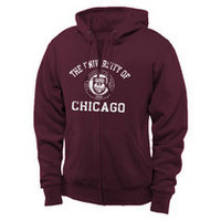 University of Chicago JanSport Full Zip Pullover