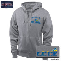 Delaware Blue Hens JanSport Full Zip Pullover