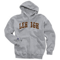 Lehigh JanSport Full Zip Pullover