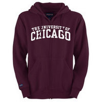 University of Chicago Jansport Full Zip Hoodie