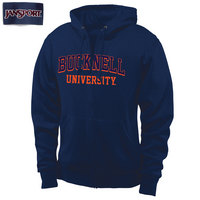 Bucknell Jansport Full Zip Hoodie