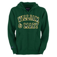 William and Mary Jansport Full Zip Hoodie