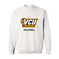 Volleyball Crew Neck Sweatshirt (Online Only)
