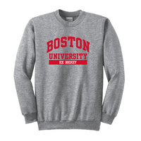 Ice Hockey Crew Neck Sweatshirt (Online Only)